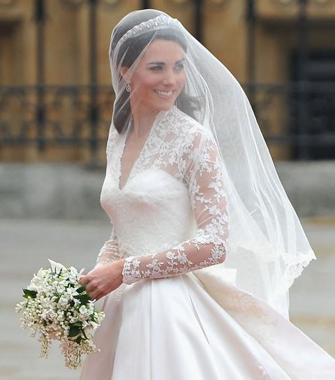 Geniaal: Koop Kate Middletons bruidsjurk voor een prikje