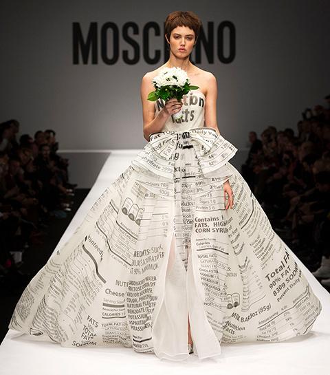 Wat mag je verwachten van de Moschino x H&M collab?