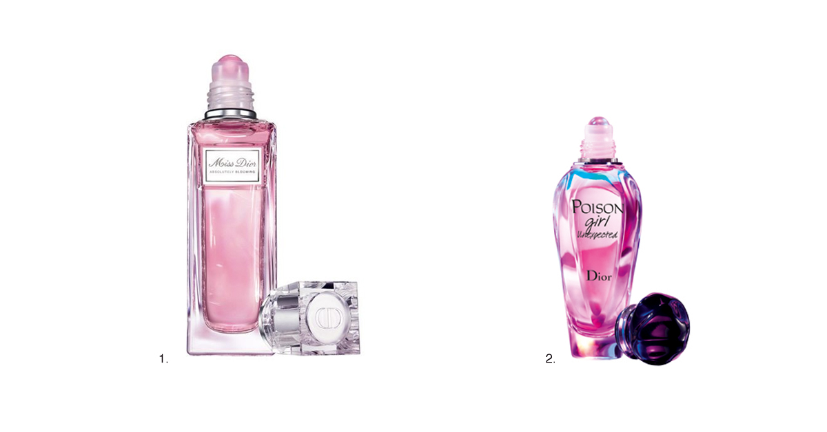 parfum trends 2018 roller dior