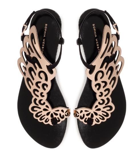 Platte sandalen: de ideale zomerse vervanger van de sneaker