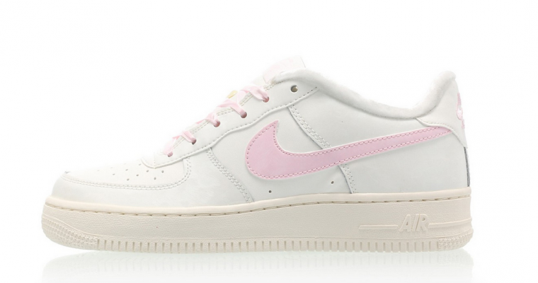 sneakers linten air force 1 nike
