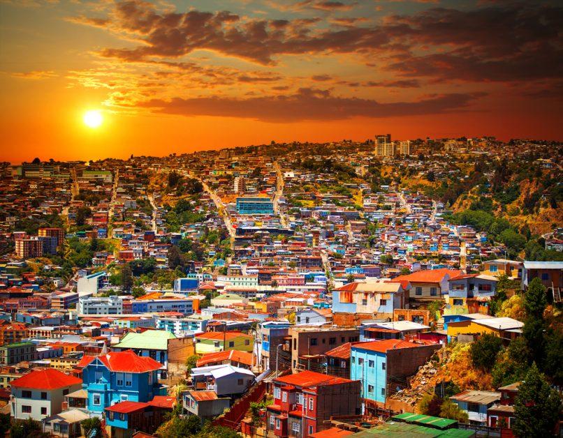 zuid-amerika, latijns-amerika, steden, reizen, bucketlist, valparaiso, chili, onbekend, nieuw, hotspot