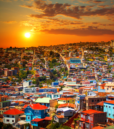 Bezoek nu deze vijf nog onbekende Latijns-Amerikaanse steden