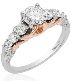 verlovingsring trouwen disney prinses ringen