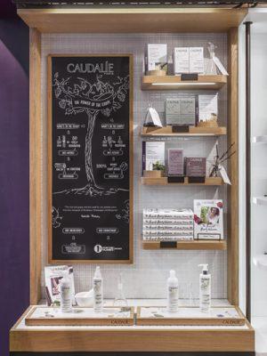 Boutique / Spa Caudalie, Bruges, Belgium. Photo : Kristen Pelou