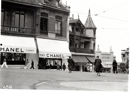 boutique chanel biarritz