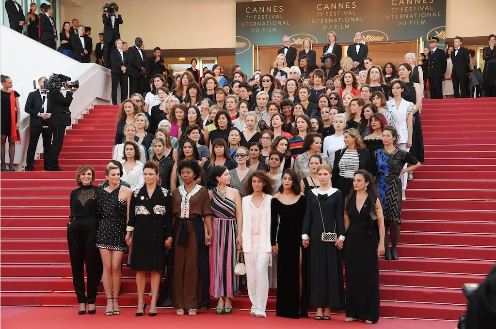Dit waren de mooiste rode loper looks van Cannes - 1