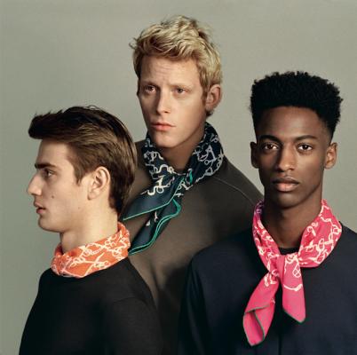 hermes, pop-up, brussel, muziek, sjaal