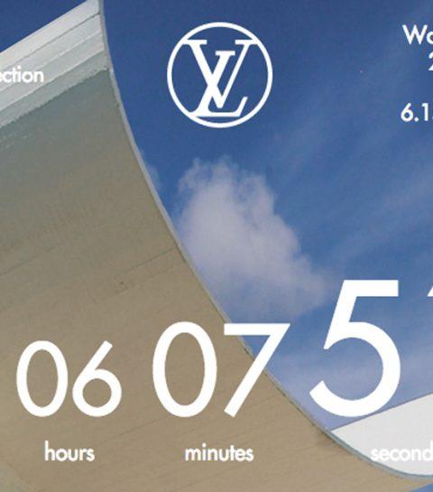 Volg hier live het Louis Vuitton Cruise defilé