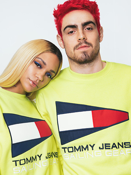 tommy hilfiger, tommy jeans, capsule, 2018, fly, sneaker