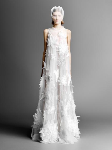 bruid, trouw, jurk, huwelijk, kleed, trend, kant, borduursel, strass