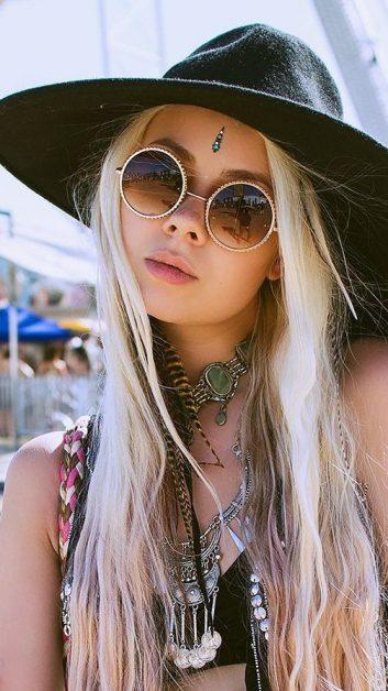 festival, accessoire, coachella, inspiratie, zomer, zonnebril