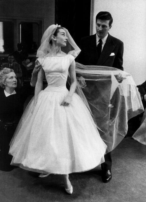 Ook deze beroemdheden trouwden in een Givenchy jurk - 3