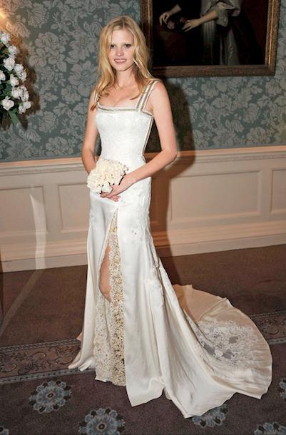 Ook deze beroemdheden trouwden in een Givenchy jurk - 4
