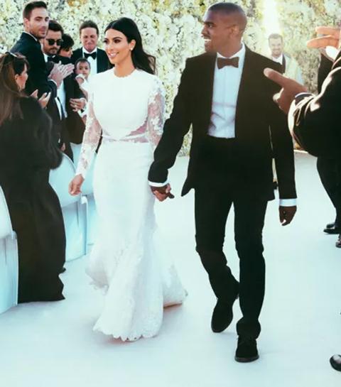Ook deze beroemdheden trouwden in een Givenchy jurk