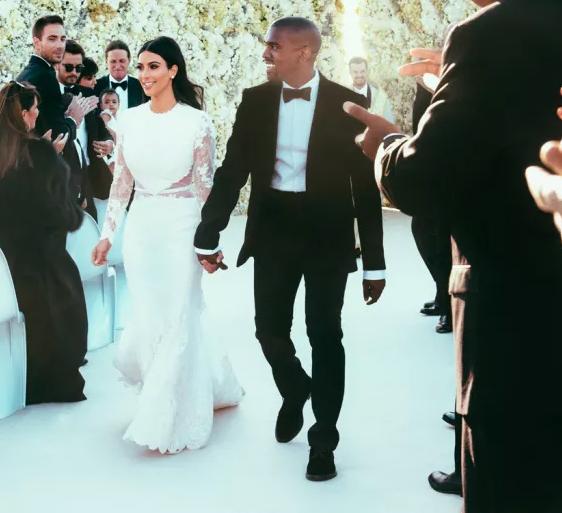 Ook deze beroemdheden trouwden in een Givenchy jurk - 1