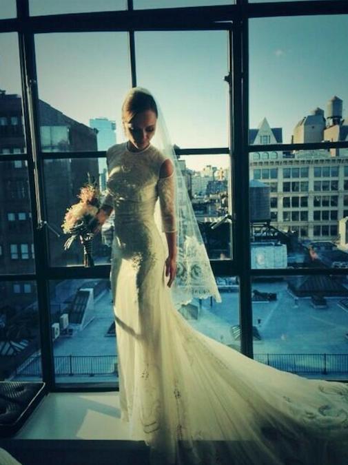 Ook deze beroemdheden trouwden in een Givenchy jurk - 6