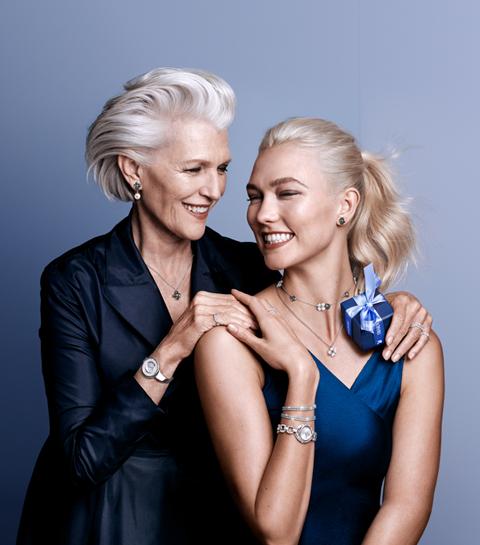 Quiz : Ontdek welk befaamd moeder-dochterduo jullie zijn en win juwelen van Swarovski