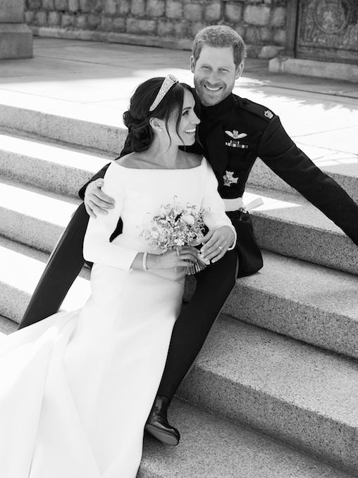 Ook deze beroemdheden trouwden in een Givenchy jurk - 7