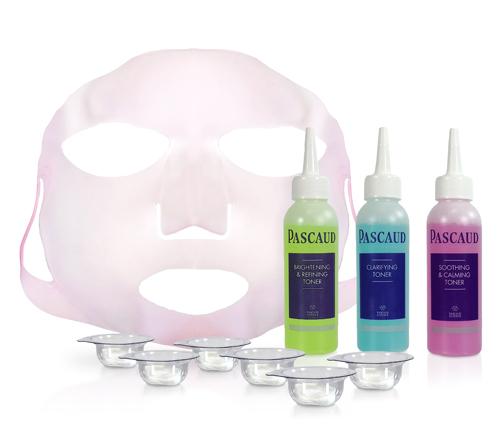 pascaud behandeling vliesmasker Brightening & Refining