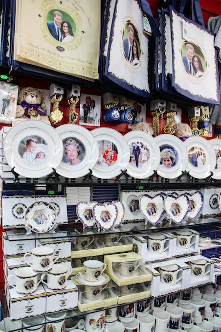 Royal Wedding special: een duik in de bizarre memorabilia business - 4