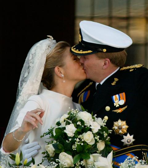Dit zijn de 10 meest spraakmakende koninklijke huwelijken van de eeuw