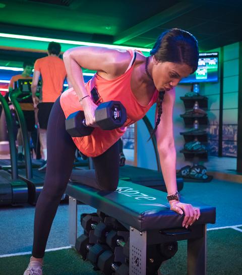 Nieuw: met deze workout verbrand je 1000 calorieën in drie kwartier