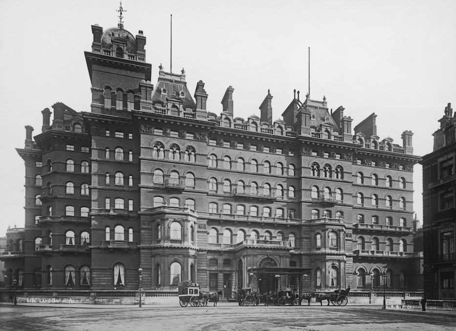 The Langham: 5 verrassende weetjes over Londens allereerste grand hotel - 1