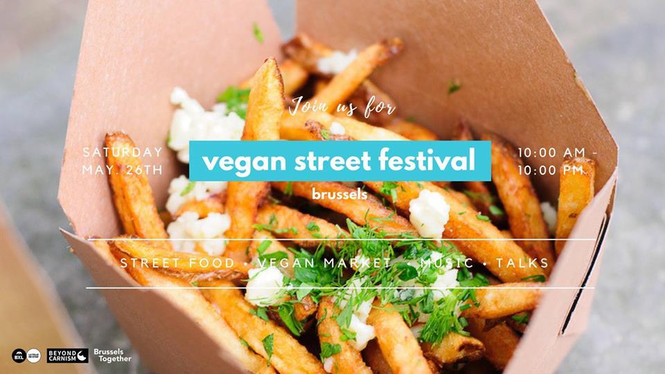 Foodie alert: Ken je deze twee Belgische vegan festivals al? - 1