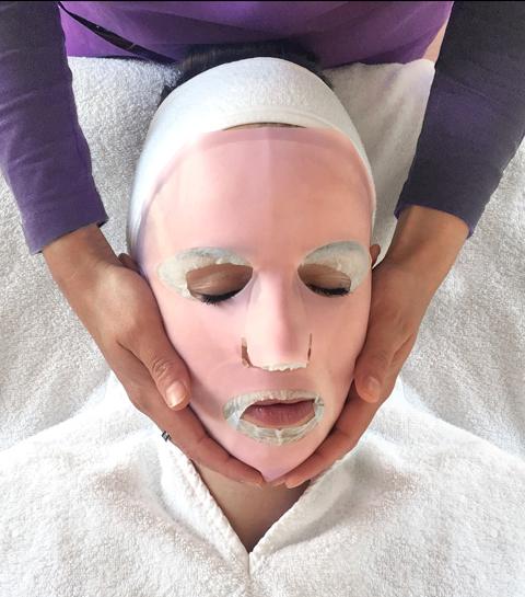 GETEST: vliesmasker facial van Pascaud
