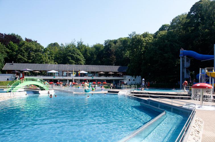 openlucht zwemvijver zwembad België