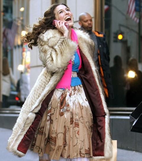 Dit zijn de meest memorabele outfits van Carrie Bradshaw