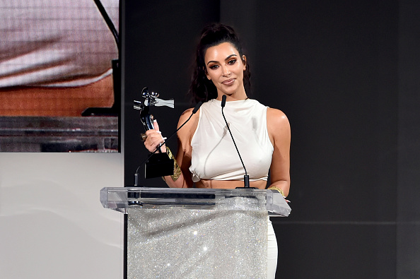 cfda, 2018, kim kardashian, raf simons, calvin klein, supreme