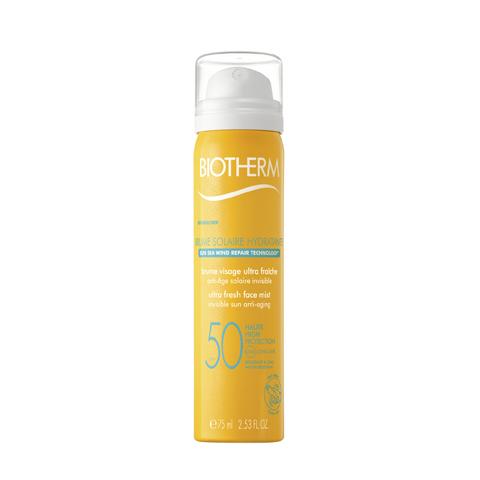 brume solaire hydratante spf spray 75