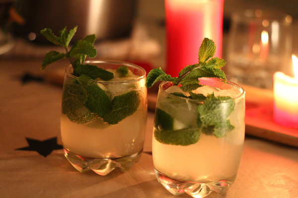 daten cocktail mojito