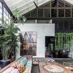deco, interieur, tropisch, exotisch, flamingo, palm, inspiratie