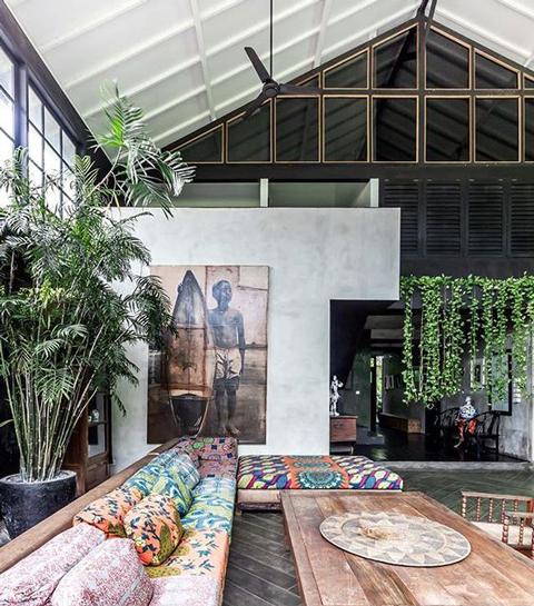 Deco inspiratie: Zo tover je je huis om tot een exotische oase