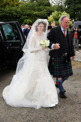 Kit Harington and Rose Leslie Wedding Sightings