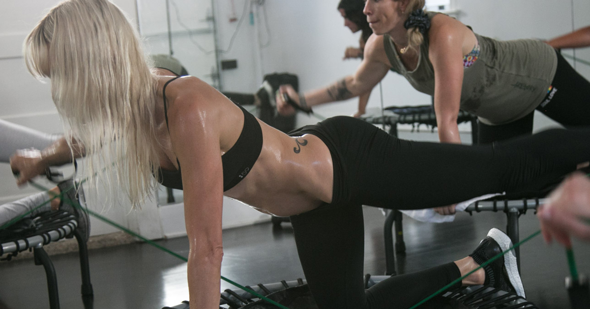 lekfit lauren kleban its bounce workout