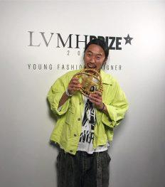 lvmh, prijs, mode, masayuki ino