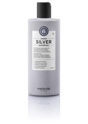 blond haar maria nila shampoo silver