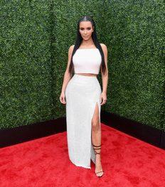 mtv movie awards, 2018, kim kardashian, rode loper