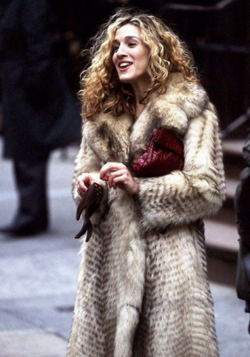 sex and the city carrie bradshaw outfit