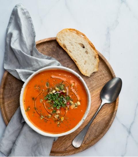 Summer time: 10 heerlijke koude soepen voor foodies