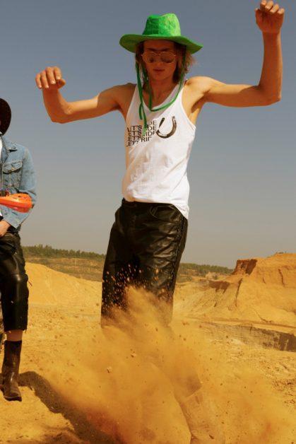 wcd, wecandance, 2018, acid cowboys, collab, samenwerking, fashion, mode, festival, zeebrugge