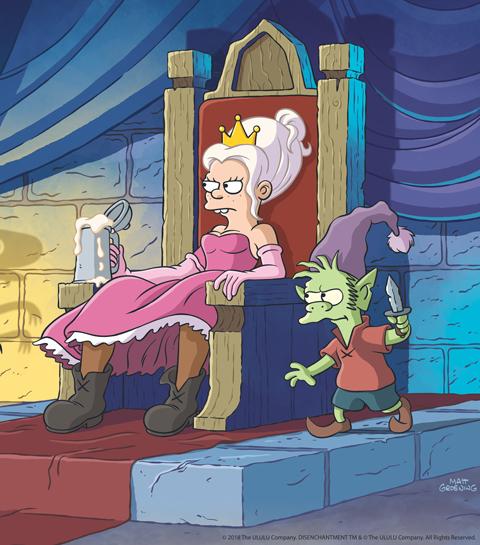 Disenchanted: dit moet je weten over de nieuwe Simpsons