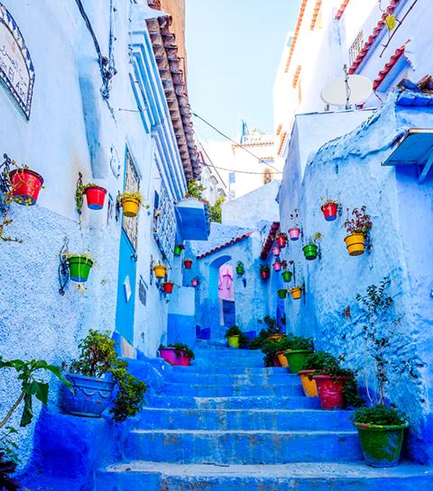 Must visit: de 10 kleurrijkste steden op aarde