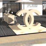 Chanel opent de pop-up van je dromen aan de Belgische kust 150*150