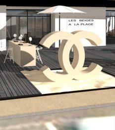 Chanel opent de pop-up van je dromen aan de Belgische kust