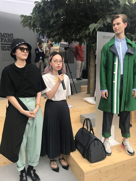 MINI FASHION STAFF ONLY
